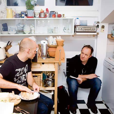 Eric Schaefer und Dieter Ilg