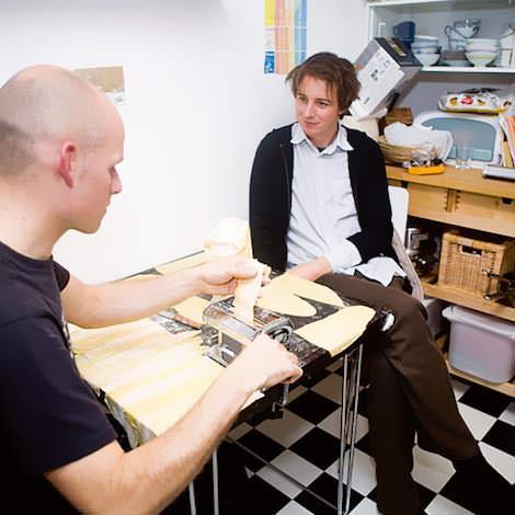 Eric Schaefer und Michael Wollny