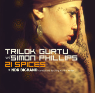 Trilok Gurtu w/ Simon Phillips - 21 Spices (Cover)