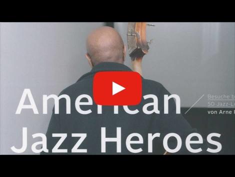 American Jazz Heroes durchblättern (Screenshot)
