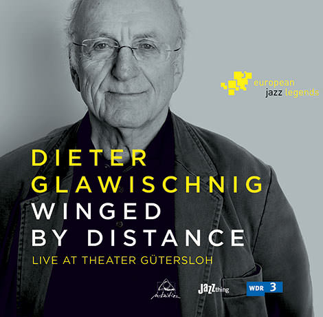 Dieter Glawischnig – Winged By Distance (Cover)
