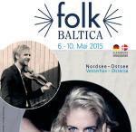 Vom 6. bis 10. Mai: folkBaltica