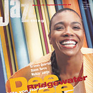 Jazz thing #10 Cover Dee Dee Bridgewater