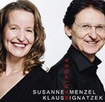 Susanne Menzel & Klaus Ignatzek – Mariposa (Cover)