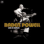 Baden Powell – Live In Berlin (Cover)