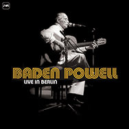 Baden Powell – Live In Berlin (Cover)