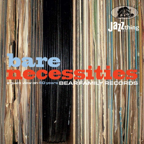 CD Jazz thing 109: Bare Necessities (Cover)