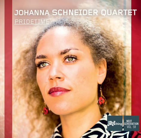 Johanna Schneider Quartet – Pridetime (Cover)