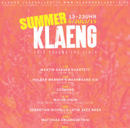 Am 5. Juli: Summer KLAENG