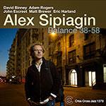 Alex Sipiagin – Balance 38-58 (Cover)