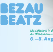 Vom 6. bis 8.8.: Bezau Beatz