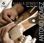 Antonio Gómez – Alcalá Street (Cover)