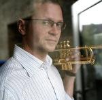 Beim Trave Jazz Festival in Lübeck: Ingolf Burkhardt