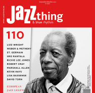 Jazz thing #110 Ornette Coleman-cover-ls