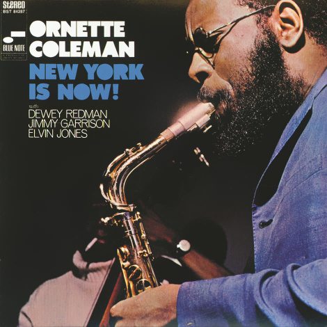 Ornette Coleman – New York Is Now! (Cover)