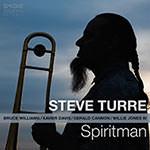 Steve Turre – Spiritman (Cover)