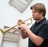 Hessischer Jazzpreis für Valentin Garvie