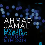 Ahmad Jamal – Live In Marciac August 5th 2014 (Cover)