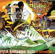 Fela Kuti 'Alagbon Close'