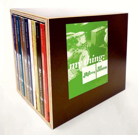Jazz thing Next Generation Box 51-60