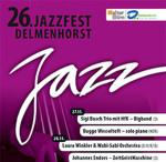 Zum 26. Mal: Jazzfest Delmenhorst