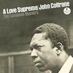 John Coltrane – A Love Supreme – The Complete Masters (Cover)