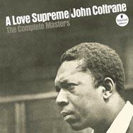 John Coltrane – A Love Supreme – The Complete Masters (Cover)