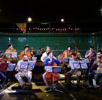 Bei den Stanser Musiktagen: Andromeda Mega Express Orchestra