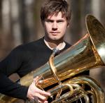 Beim Ice Music Festival in Norwegen: Daniel Herskedal