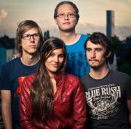 Beim JOE-Festival in Essen: Filippa Gojo Quartett