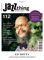 Ab 29.1. am Kiosk: Jazz thing 112