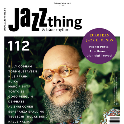 Jazz thing 112 (Cover)