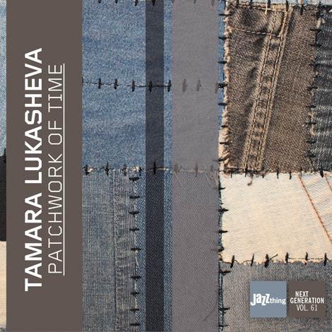 Tamara Lukasheva – Patchwork Of Time (Cover)