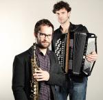 Konzert bei der 53. Jazzwerkstatt Peitz: Vincent Peirani & Emile Parisien