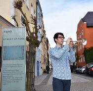 Im Finale vom Burghauser Jazzpreis: Richard Köster