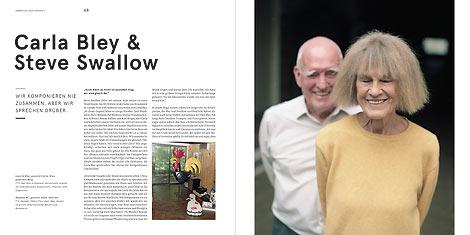 Steve Swallow & Carla Bley