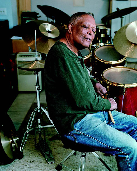 Billy Hart (Foto: Arne Reimer)
