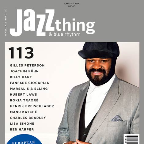 Jazz_thing #113 Gregory Porter