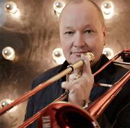 hat sein 5. JazzBaltica-Programm vorgestellt: Posaunist Nils Landgren