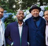 Eröffnet das Montreux Jazzfestival: Charles Lloyd New Quartet