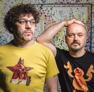 In Luxemburg: Julien Lourau & Bojan Z