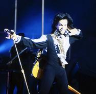 Am 21.4. gestorben: Prince
