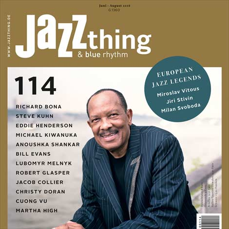 Jazz thing 114 (Cover)