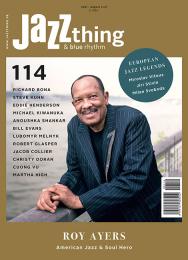 Ab 28. Mai am Kiosk: Jazz thing 114