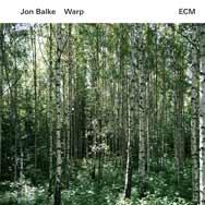 Jon Balke – Warp (Cover)