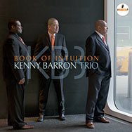 Kenny Barron Trio – Book Of Intuition (Cover)