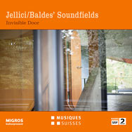 Jellici / Baldes' Soundfields – Invisible Door (Cover)