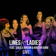 Lines For Ladies – Live! (Cover)