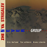 Zhenya Strigalev – Never Group (Cover)