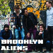 Brooklyn Aliens – Brooklyn Aliens (Cover)